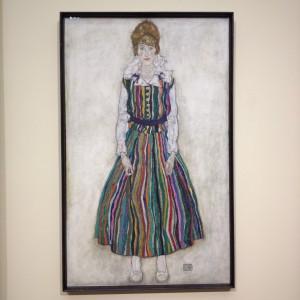 160416 Edith, Schiele