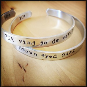 160606 armband Ik vind je de wereld