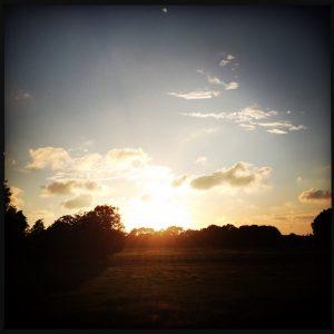 160625 zonsondergang