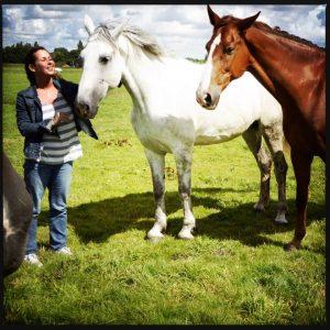 160714 ik met paarden