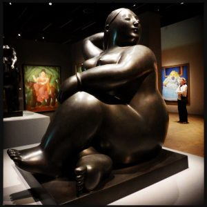 160826 Botero in de Kunsthal