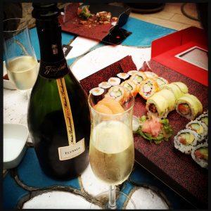 160921 sushi met bubbels