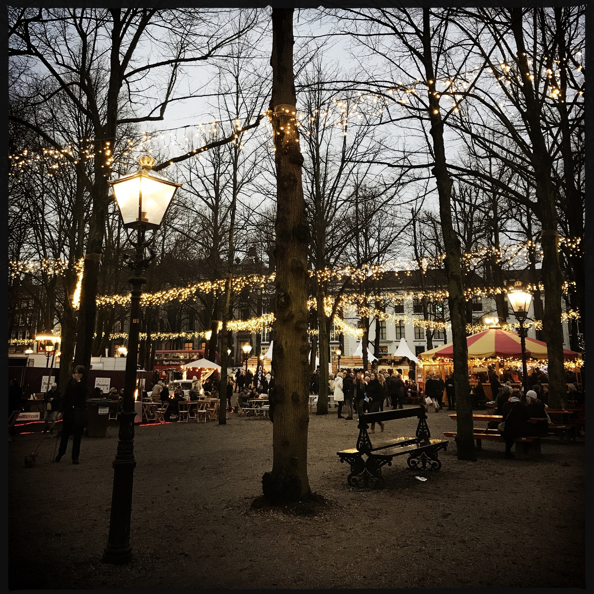 Kerstmarkt Op Het Lange Voorhout Martine Nu